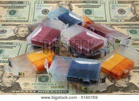 Ink Cartridge Cash