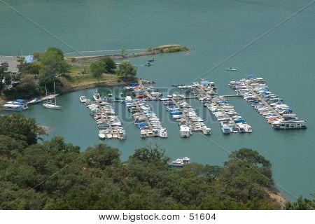 Lake Sonoma Seaport