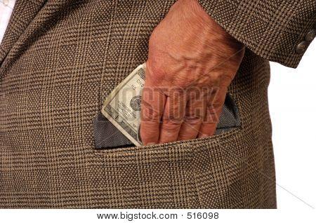 Pocket The Cash