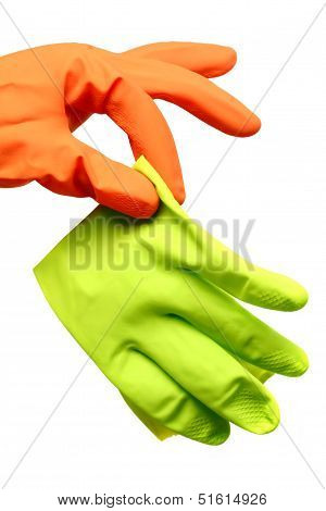 Disgusted Glove