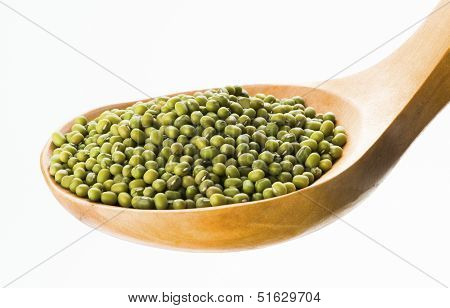 Green Beans In Tablespoon In Tablespoon