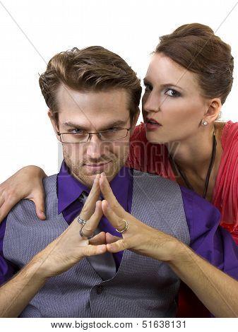 Manipulative Boyfriend
