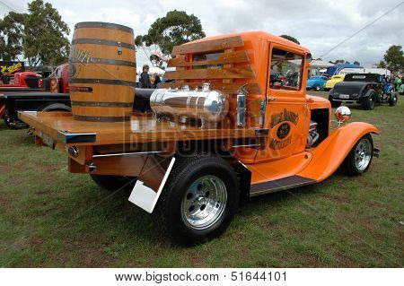Pickup Truck.