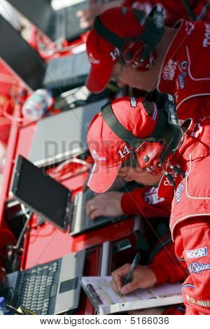NASCAR Sprint Cup Series Aarons 499 26 de abr