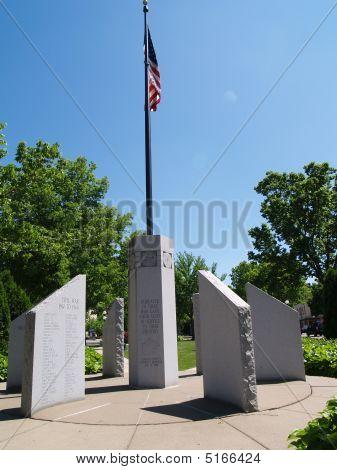 War Memorial Red Wing