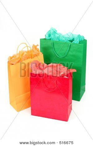 Bolsos de compras