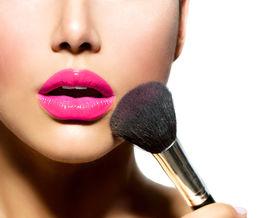foto of big lips  - Makeup - JPG