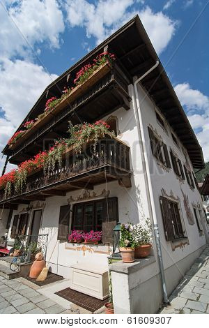 Beautiful House In Garmisch-partenkirchen