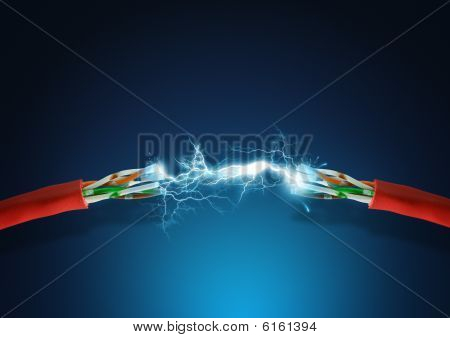 Strong Electric Connection