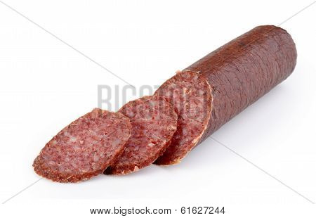 Smoked Sliced Salami