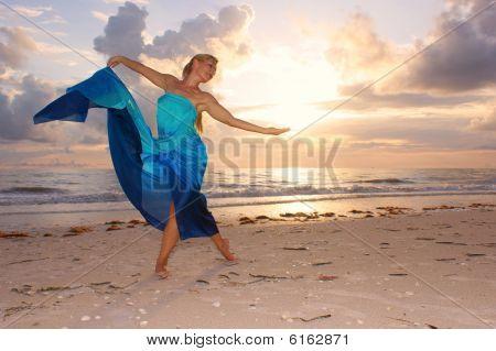 Grace On The Beach