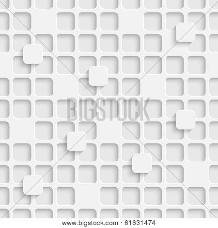 Seamless Squares Pattern