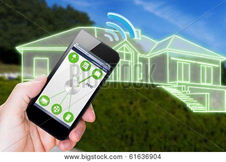smart house app