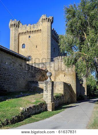 Castle Of Sajazarra, La Rioja