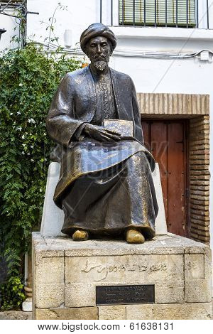 Moses Maimonides, Cordoba