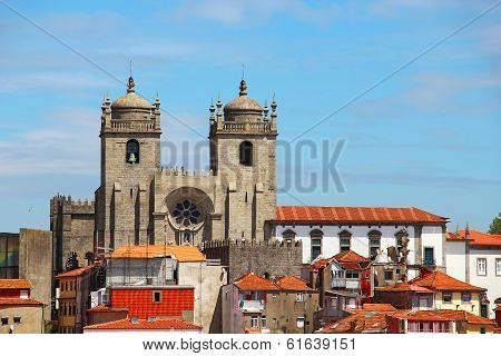 Porto Cathedral, Portugal