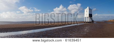 Burnham On Sea Lighthouse Somerset England