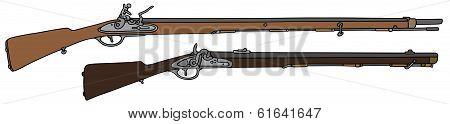 vintage gun