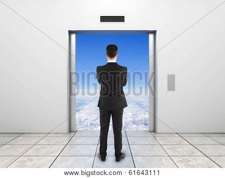 Elevator To Sky