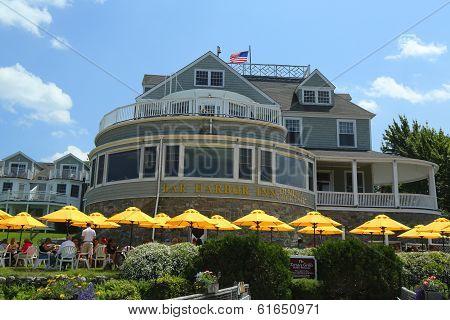 Historic Bar Harbor Inn in Bar Harbor