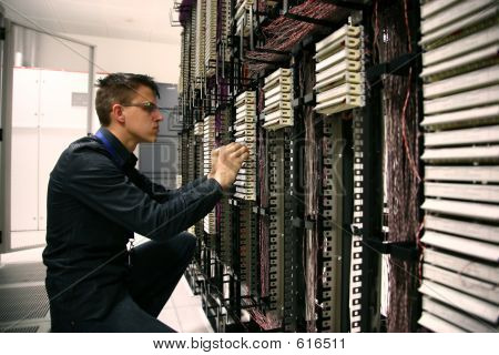 Telecommunications Engineer