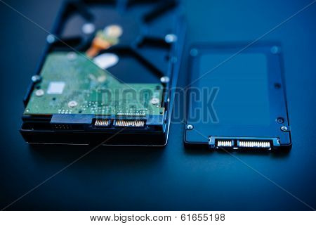 Hdd Next To Ssd