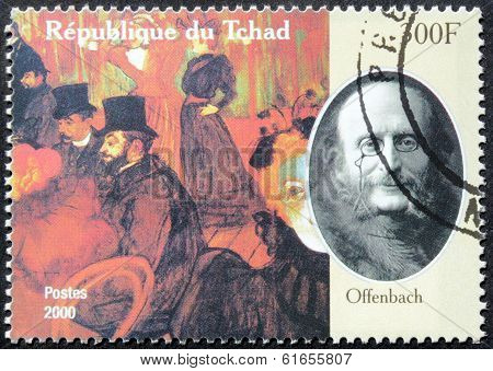 Offenbach Stamp