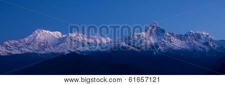 Annapurna Panorama - Himalaya