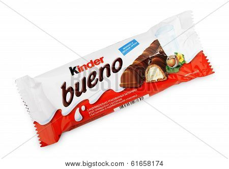 Kinder Bueno Chocolate Candy Bar