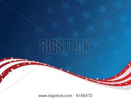 patriotische Hintergrund
