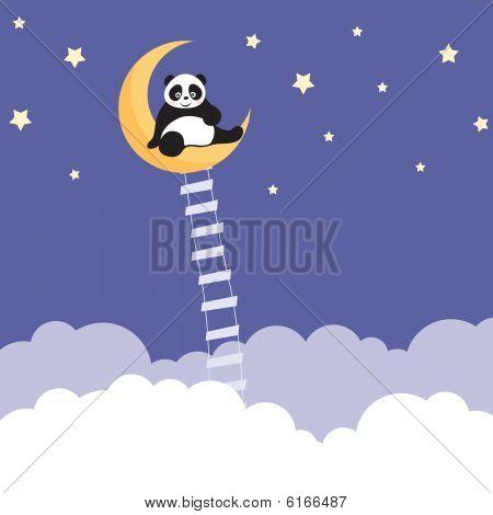 Panda Träume