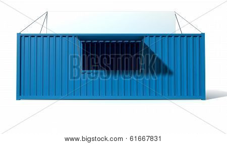 Shipping Container Spaza Shop