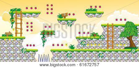 2D Tileset Platform Game 21.eps