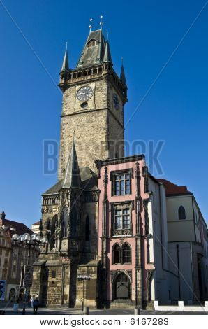 Townhall Of Prague
