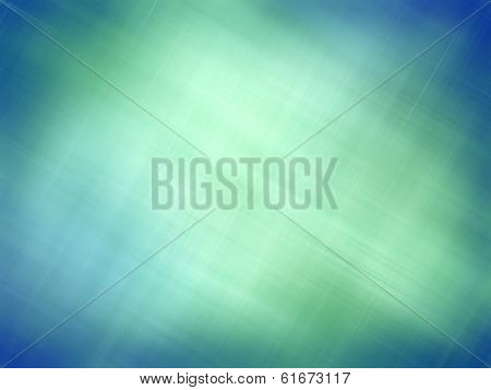 Turquoise And Blue Abstract Background.