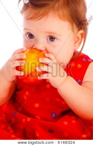Peach Baby