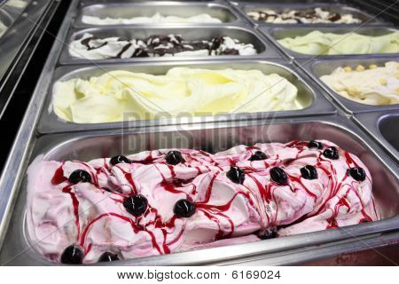 fresh ice cream