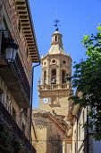 stock photo of ascension  - Church of the Ascension in San Asensio La Rioja Spain - JPG