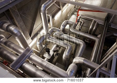 Boiler And Pipelines
