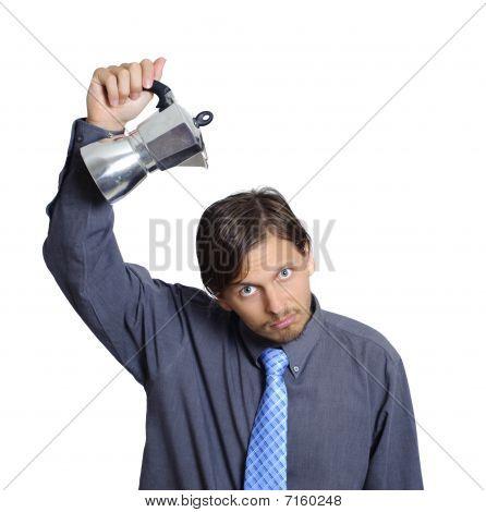 Man Needs His Coffee