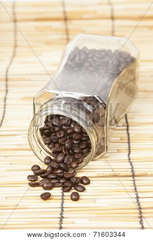 Bottle Coffee Beans