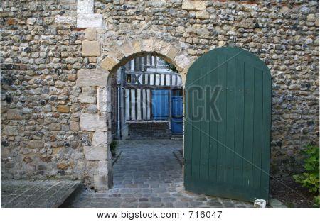 A Door To The Past