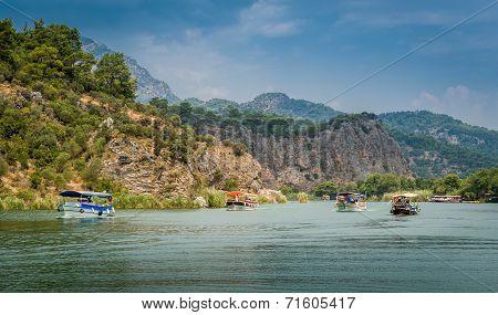 Dalyan river tour