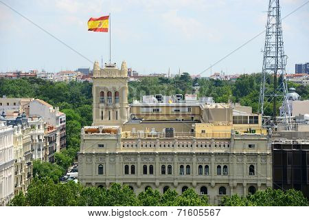 Ministry of Defence of Spain, Madrid, Spain