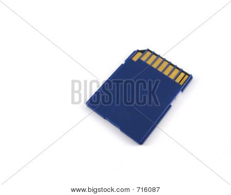 Memory Card (Secure Digital)