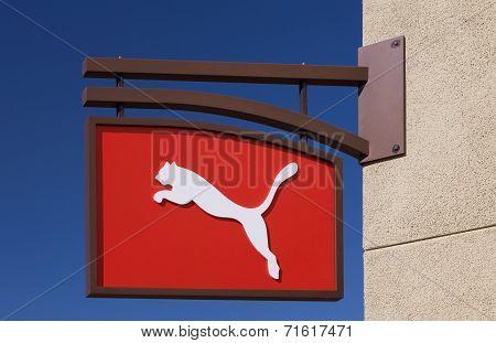 Puma Store Exterior