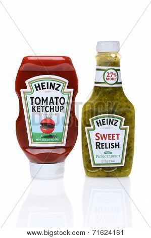 Heinz Ketchup And Relish