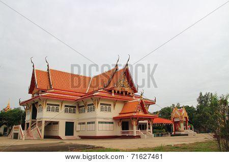 place of worship at Wat Khun Sai