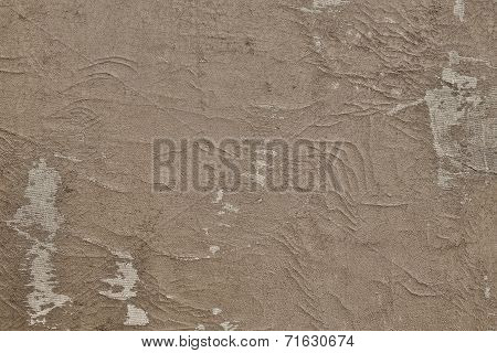 Texture Shabby Surface Of Leather Sepia Color
