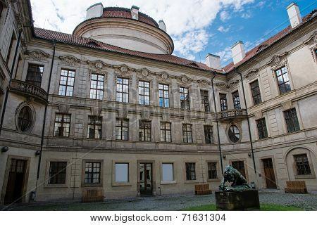 Sternberg Palace In Prague